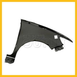 08 09 10 11 2012 Scion XB Driver Side Front Fender Primered Black Steel Left New