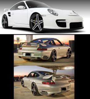 """22"""" MRR RW5 Wheels for Porsche Cayenne GTS Touareg Audi Q7 Set of 4 Rims Concave"""