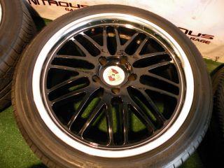 """20"""" Victor LeMans Wheels Porsche Cayenne Audi Q7 VW Touareg Tires Turbo GT GTS"""