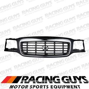 Cadillac Escalade 99 00 Grille Grill Front Body Parts Sport Utility GM1200446