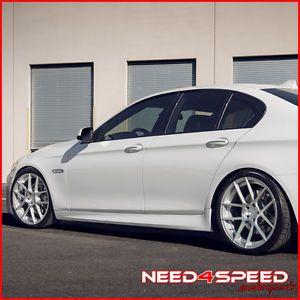 "20"" Avant Garde M510 Silver Wheels Rims Fits BMW F10 F11 528 535 550 5 Series"