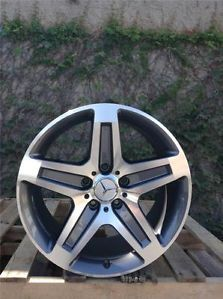 "19"" Mercedes Benz AMG Style Wheels Rims for Mercedes G Wagon G500 G550 G55 G63"