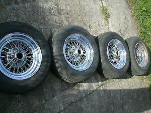 Mercedes Benz Wire Wheels Tires