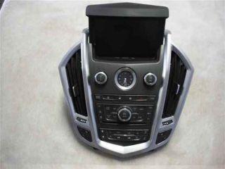 2012 Cadillac SRX HDD DVD Navigation Radio LKQ