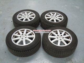 "Dezent Audi A8 16"" Winter Alloy Wheels 1"
