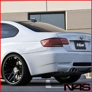 """20"""" BMW E92 E93 M3 Coupe Vertini Magic Concave Black Staggered Wheels Rims"""
