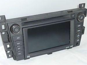 Replacement LCD Screen Parts 07 08 Cadillac SRX GPS Navigation DVD CD Player