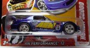 Hot Wheels Super Treasure Hunt 2012 Honda S2000 Error Variant 5 Spoke Wheels