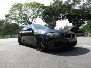 HRE S101 Satin Black Wheels Rims for BMW F10 M5 May Fit Mercedes AMG Audi