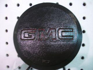 GMC Pickup Truck SUV Interior Steering Wheel Horn Pad Button 17984551