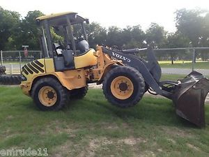 Volvo L35B Z D Wheel Loader Payloader Dozer Bob Cat Tractor Highlift Articulate