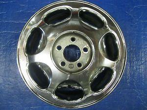 1 Buick LeSabre Park Avenue Riviera Factory Wheel Rim 4020 Chrome 1995 2002