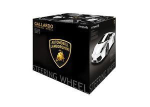 Lamborghini Gallardo EVO Steering Wheel Brand New PS3 PS2 PC Grab It