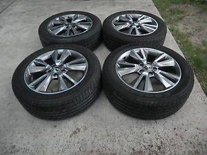 "20"" Jeep Grand Cherokee Dodge Durango Used Wheels Rims Tires"
