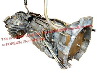 JDM Isuzu Trooper Isuzu Vehicross Acura SLX Used AWD Automatic Transmission