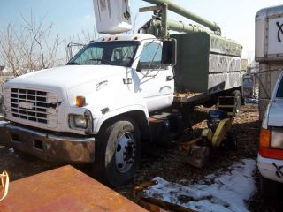Diesel Parts Engine Cat 3116 from 1998 GMC C6500 on PopScreen