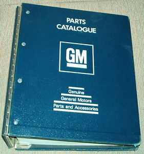 1982 to 1990 Chevrolet GMC s T Truck Master Illustrated Parts Catalog Manual
