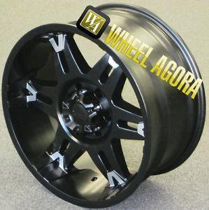 "22"" inch Wheels Rims DW902 Chevy Ford GMC Dodge Hummer Yukon RAM Lifted"