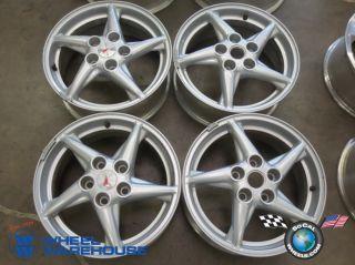 Four 97 02 Pontiac Grand Prix Factory 16 Wheels Rims 6535 9593077