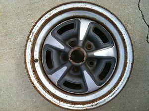 1969 Pontiac Trans Am Firebird Rally Wheel 14X7 JK Code