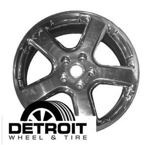 "Pontiac Grand Prix 18"" Used Wheel Rim Factory Stock Wheel Rim 6627"