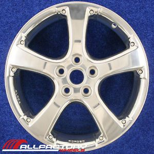 "Pontiac Grand Prix 18"" 2005 2006 2007 Factory Rim Wheel Alcoa Front 6592"