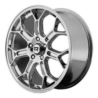 Motegi Mr 120 18 x 8 5 5 x 114 3 4 5 32 Offset Chrome 1 Wheel Rim