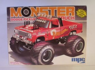 Dodge Truck Model Kit
