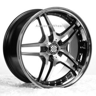 "19"" for Mercedes Benz Wheels E C SL s ml GL CLK CL Rims RW 2"