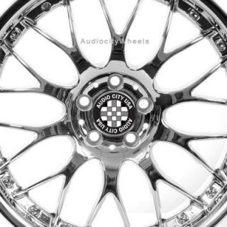 19 inch for Mercedes Benz G1 Chrome Wheels Rims E C CLK SL CL S