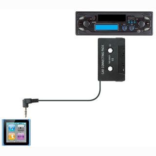 Ziotek Car Audio Auto Cassette Tape Deck Adapter for  CD Player Etc