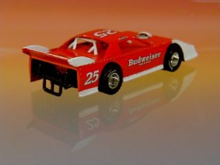 Dirt Track Modified Outlaw Budweiser Limited Edit 1 64 Scale