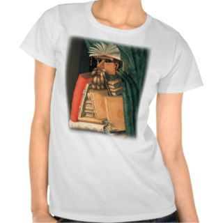 Giuseppe Arcimboldo   The Librarian Shirts