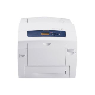Xerox ColorQube 8570N Solid Ink Printer Color 2400 dpi Print Plain Paper Print Desktop