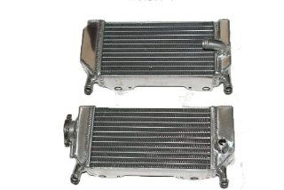 AutoPWR SW010 Radiator Honda CRF250R/X Year 2004 2005 2006 2007 2008 2009: Automotive