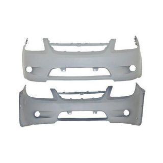 PAINTED FRONT BUMPER COVER CHEVY COBALT 2006 2008 LTZ   Ultra Silver Metallic   95/WA8867
