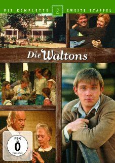 Die Waltons   Die komplette 2. Staffel [7 DVDs]: Ralph Waite, Michael Learned, Richard Thomas, Ellen Corby, Will Geer, Judy Norton Taylor, Jon Walmsley, Arthur Morton, Alexander Courage, Harry Harris, Jack Shea, Philip Leacock, Ralph Senensky, Lee Philips,