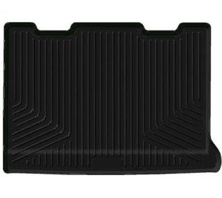 Husky WeatherBeater 2011 2013 Ford Explorer Rear Cargo Liner   Fits Behind 3rd Row Seats  BLACK : Automotive