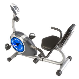 Lion Fitness Mag Resistance Recumbent Exercise Bike Lion Fitness Exercise Bikes