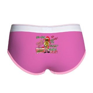 Funny Christmas Hump Day Camel Womens Boy Brief by getyergoat