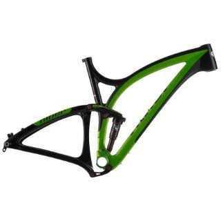 Niner JET 9 RDO Carbon Mountain Bike Frame   2014 Niner Green, S: Sports & Outdoors