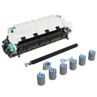 Hewlett Packard HP LaserJet 4345 MFP/M4345 MFP Maintenance Kit (110V) (Includes Fusing Assembly, Separation Rollers, Transfer Roller, Paper Feed Rollers, Pick up Roller, Gloves & Instruction Manual), Part Number Q5998