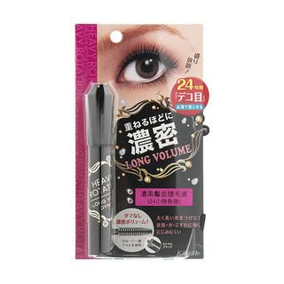 Heavy Rotation Long Volume Dynamic Mascara (Black), 7g   Kiss Me