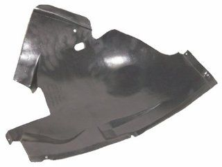 OE Replacement Ford Taurus/Mercury Sable Front Passenger Side Fender Splash Shield (Partslink Number FO1251114) Automotive