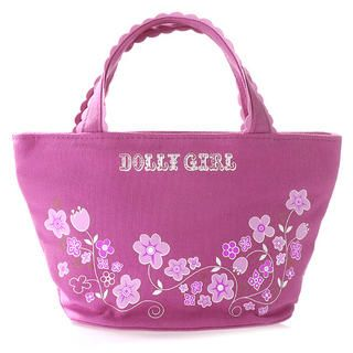 Pink Dolly Girl Bag (Small), 1 pc   Anna Sui