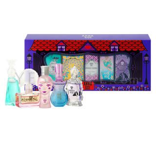 Eau De Toilette Mini Set (5 items): Secret Wish 4ml + Flight Of Fancy 4ml + Dolly Girl 4ml + Rock Me 4ml + Forbidden Affair 4ml, 5pcs   Anna Sui