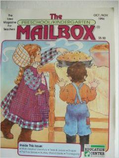 The Mailbox Preschool/Kindergarten Magazine Oct./Nov. 1994 (Volume 8, Number 5) The Education Center. Books