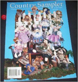 Country Sampler March 1995 (Volume 12, Number 1): Karen Fox: Books