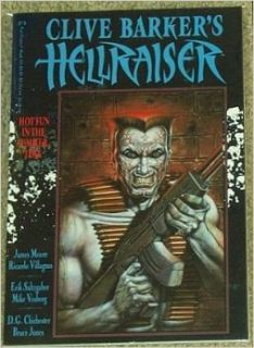 Clive Barker's Hellraiser: Book 15 (Fifteen): James Moore, Erik Saltzgaber, DG Chichester, Ricardo Villagran, Mike Vosberg, Bruce Jones: 9780871358721: Books