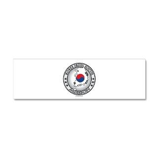 Korea Seoul South LDS Mission Flag Cutout Map Wall by LatterDayMissionTShirtFlagCutout